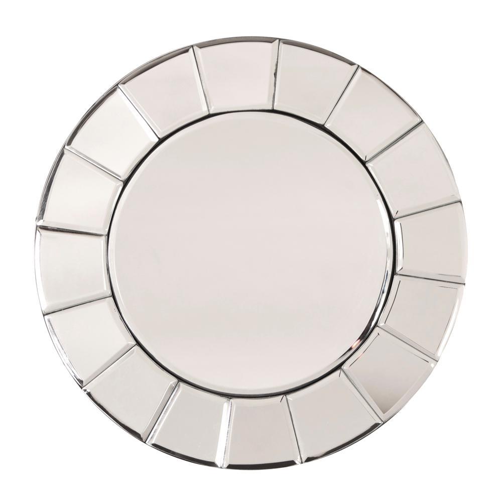 Dina Small Round Mirror