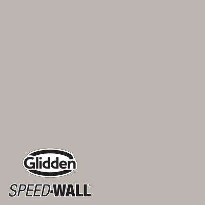 Speed-Wall 5 gal. PPG1022-3 Silver Dollar Semi-Gloss Interior Latex Paint