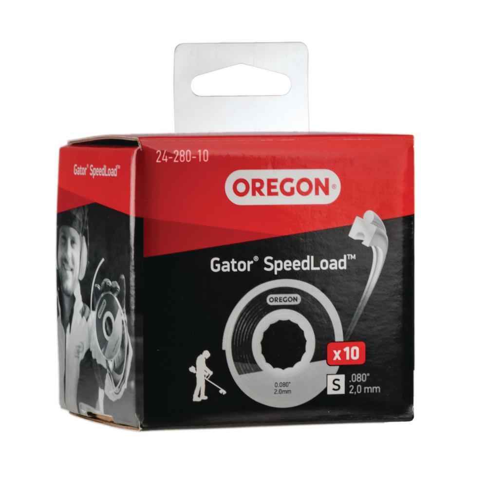 0.080 in. Gator SpeedLoad SM Trimmer Line (10-Pack)