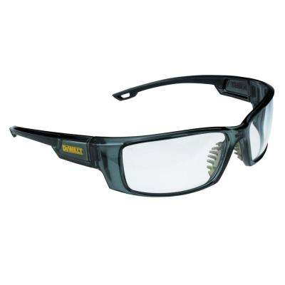 Excavator Clear Anti-Fog Lens Safety Glass