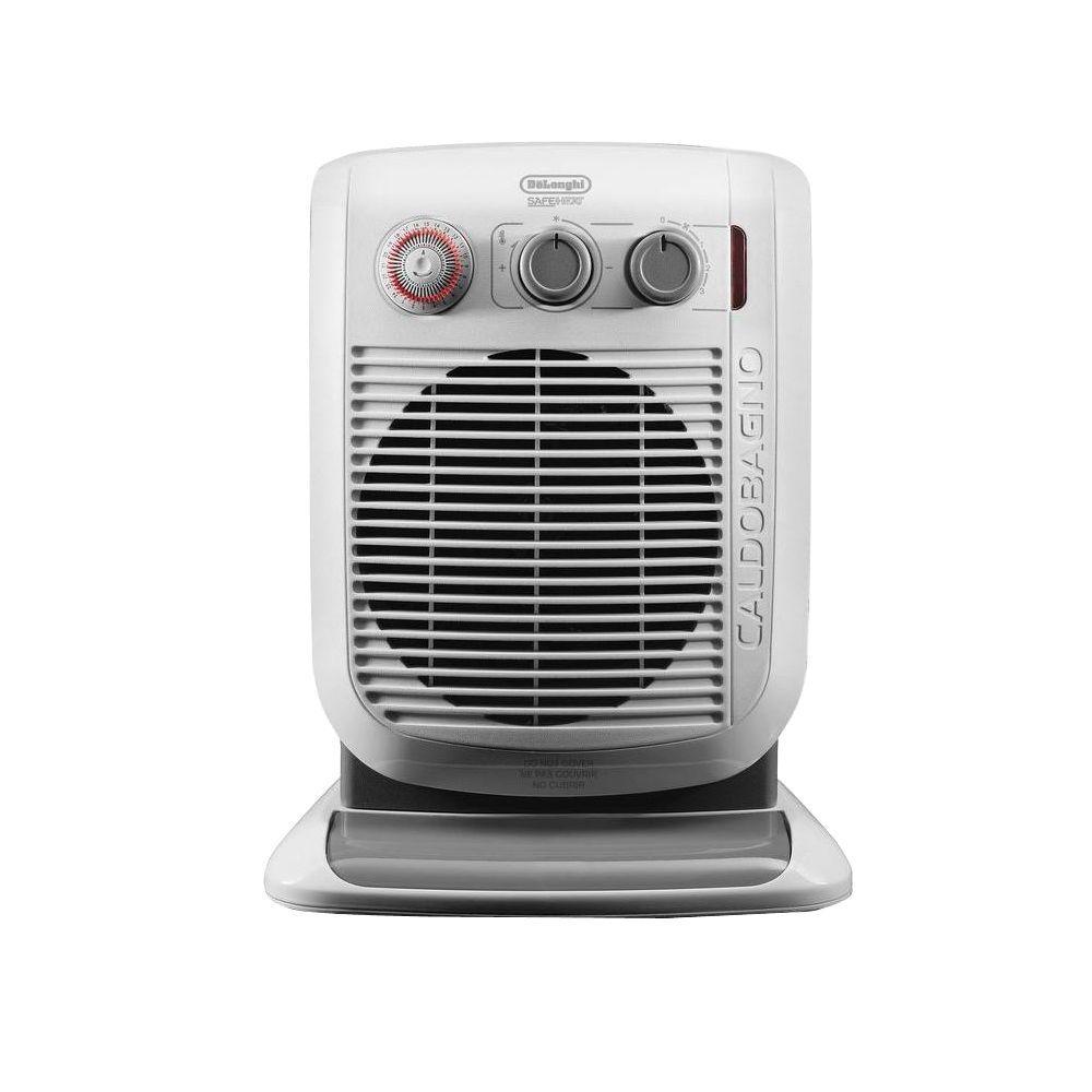1,500-Watt Caldobagno Compact Heater with GFI Plug