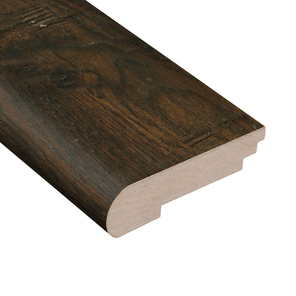 Distressed Lennox Hickory 3/8 in. Thick x 3-1/2 in. Wide x