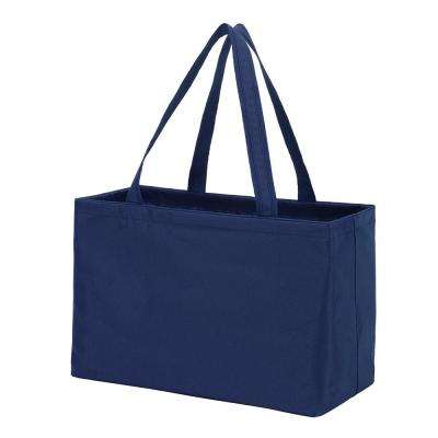 Navy Polyester Ultimate Tote Bag