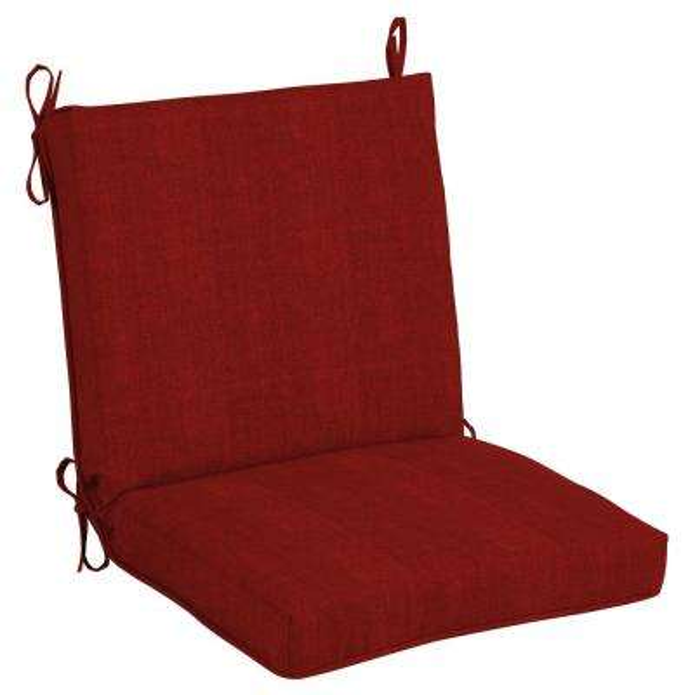 CushionGuard Chili Outdoor Dining Chair Cushion