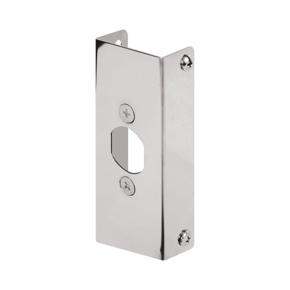 Prime Line 1 3 4 In Thick 1 In D 4 1 2 In H Stainless Door