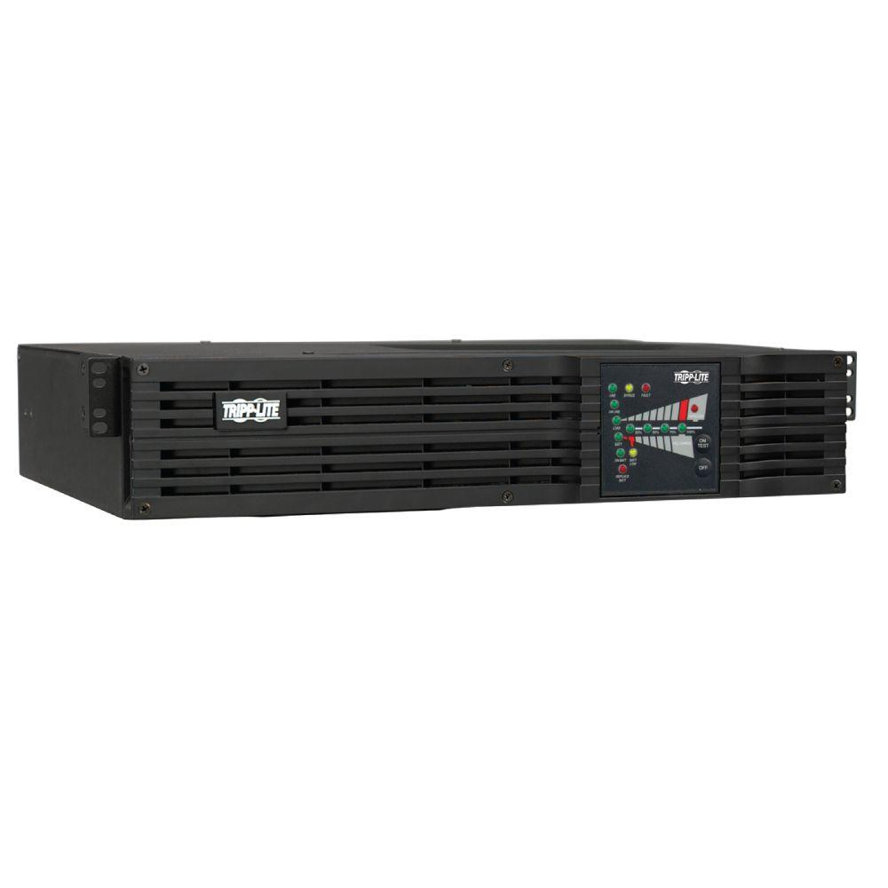 1500VA 1200-Watt UPS Smart Online Rackmount 100-Volt-120-Volt USB DB9 2URM