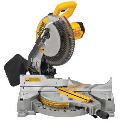 10 in. 15 Amp Compound Miter Saw