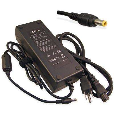 19-Volt 6.3 Amp 5.5 mm-2.5 mm AC Adapter for HP/Compaq Presario and Pavilion Series Laptops