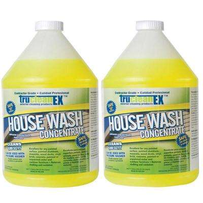 1-gal. TruCleanEX House Wash Cleaner Concentrate (2-Pack)