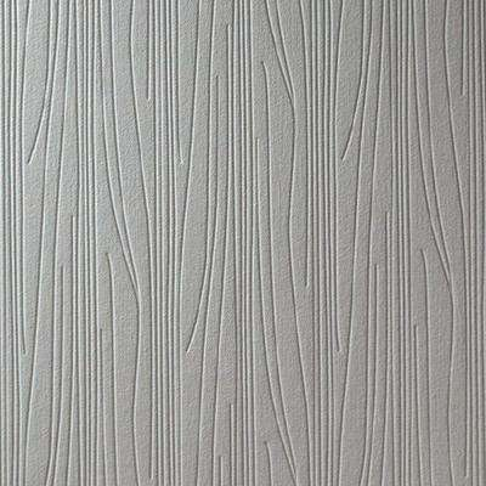 Subway Paintable White Wallpaper