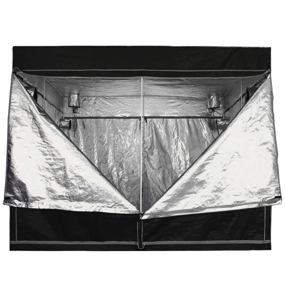 sc 1 st  The Home Depot & Virtual Sun 10 ft. x 10 ft. Grow Tent-VS1200-120 - The Home Depot