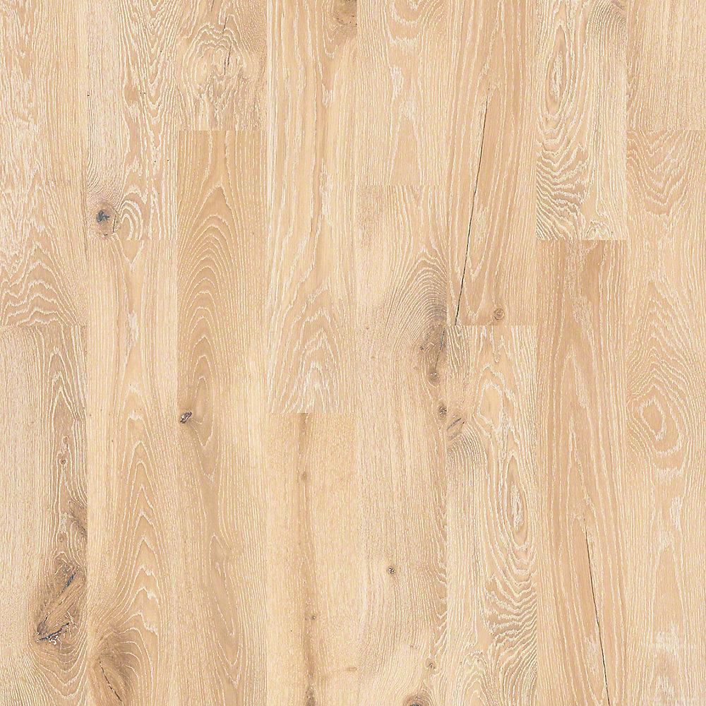 Take Home Sample - Richmond Oak Lancaster Engineered Hardwood Flooring - 7-1/2 in. x 8 in.
