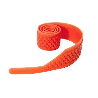 24 in. Grip-Wrap Isolator Power Tool Comfort Wrap in Orange