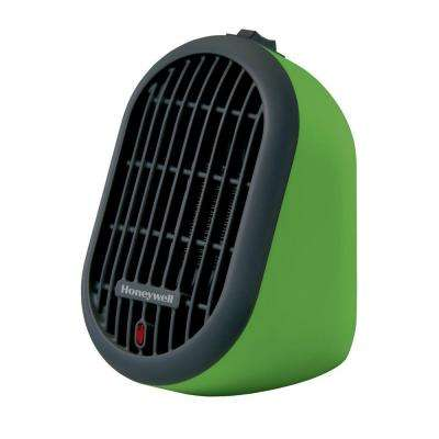 250-Watt Heat Bud Personal Ceramic Portable Heater