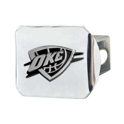 Oklahoma City Thunder Class III Hitch Cover