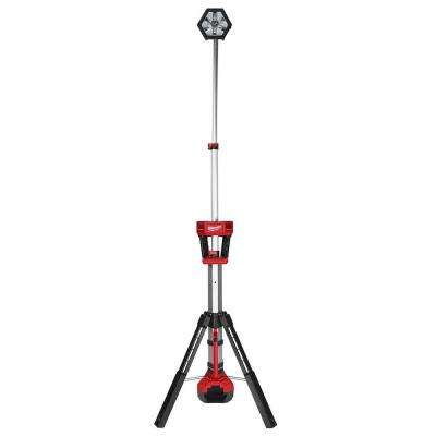 M18 18-Volt Lithium-Ion Cordless 2000-Lumen ROCKET LED Stand Work Light (Tool-Only)