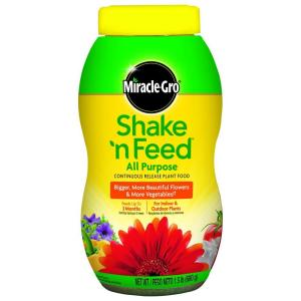 Shake N Feed 1.5 lb. All Purpose Plant Food
