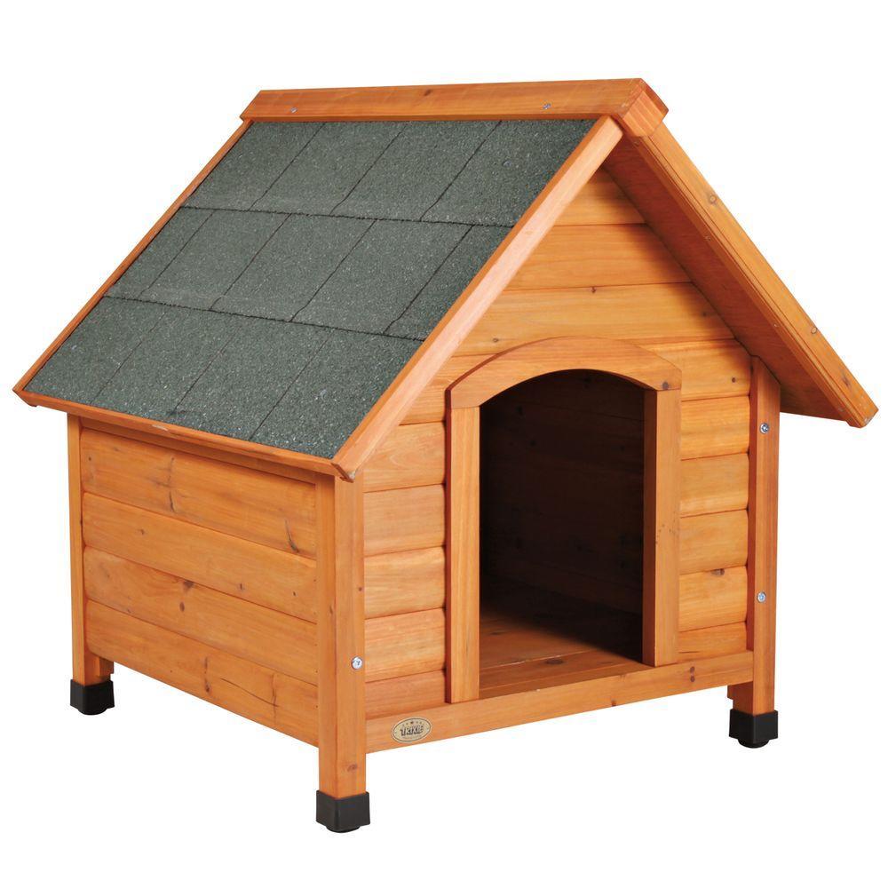 Log Cabin Medium Dog House