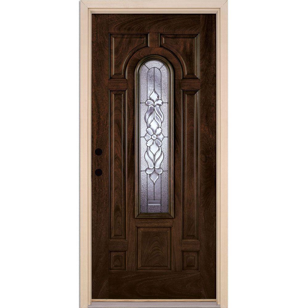 38 X 82 Front Doors Exterior Doors The Home Depot