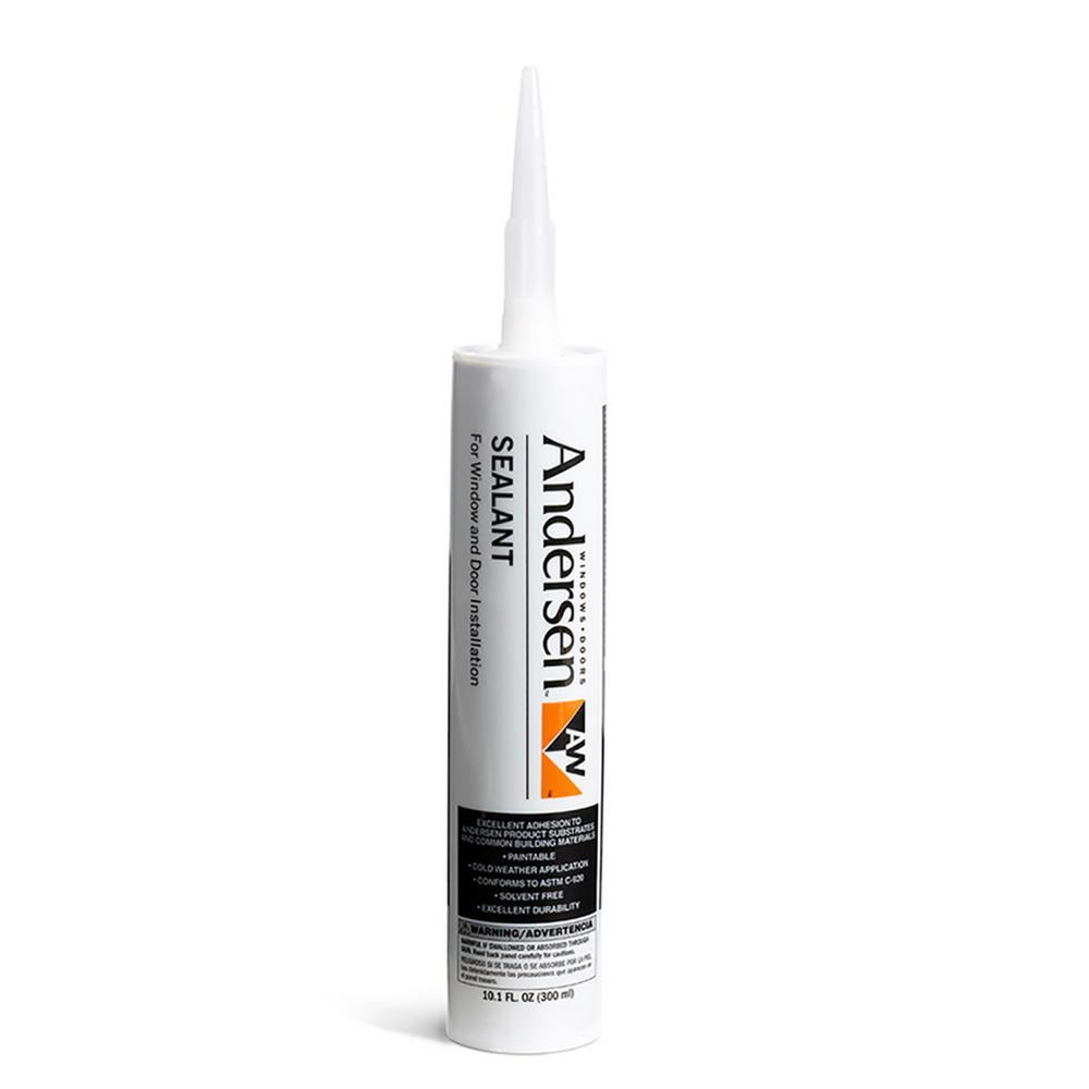 Andersen 10 1 Oz Window And Door Installation Sealant In White 9105774 The Home Depot
