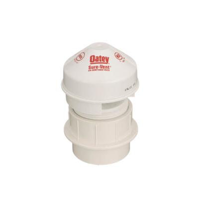Sure-Vent 1-1/2 in. PVC Air Admittance Valve with 20 DFU Branch and 8 DFU Stack