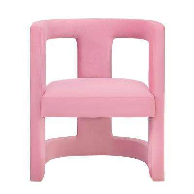 Pink - TOV Furniture - Chairs - Living Room Furniture - The Home Depot