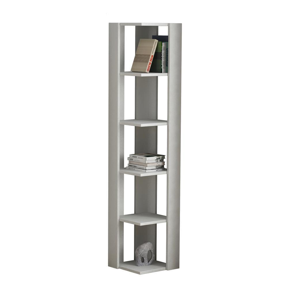 Bruce White Mid-Century Modern Bookcase