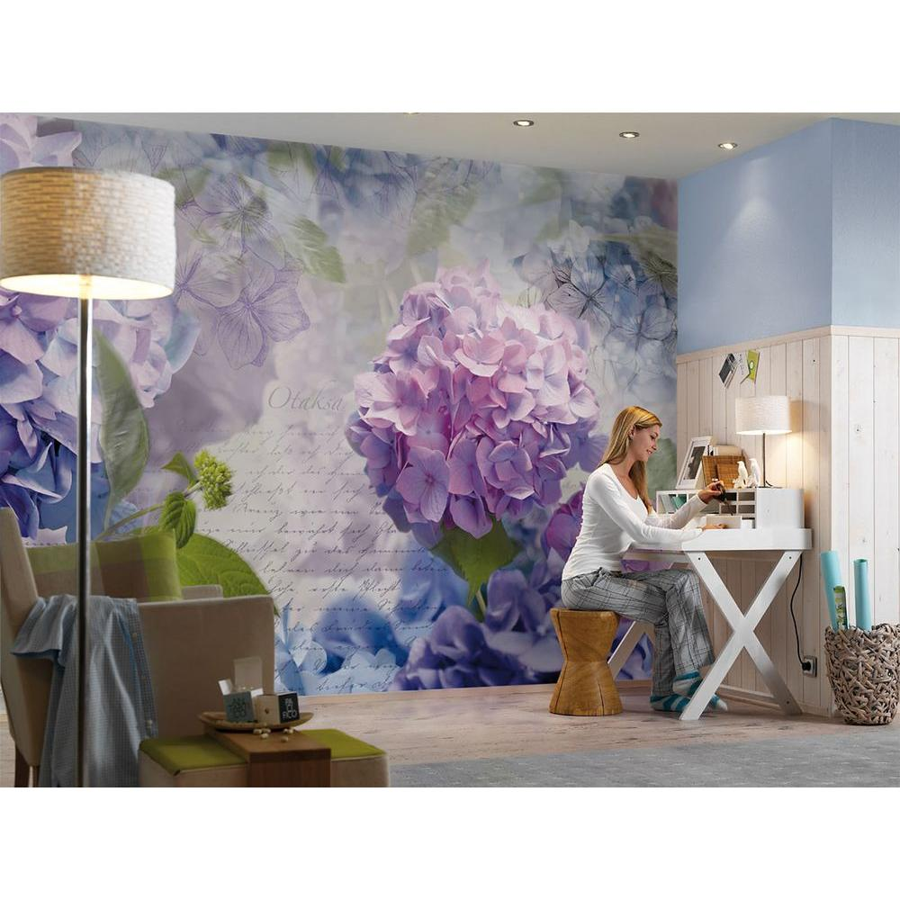 Komar wall murals wall decor the home depot 100 amipublicfo Image collections