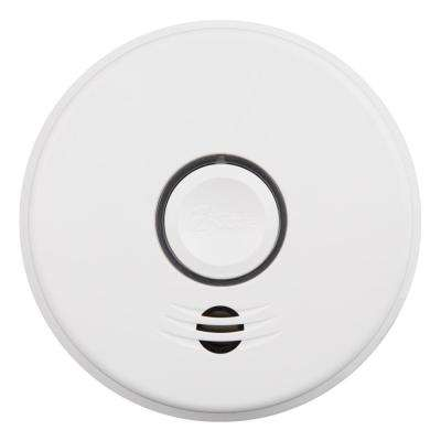10-Year Worry Free Battery Wireless Combination CO and Smoke Alarm