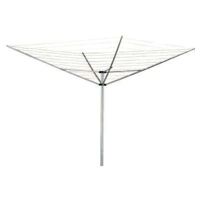 12-Line 165 ft. Drying Space Aluminum Umbrella Dryer (2-Piece)