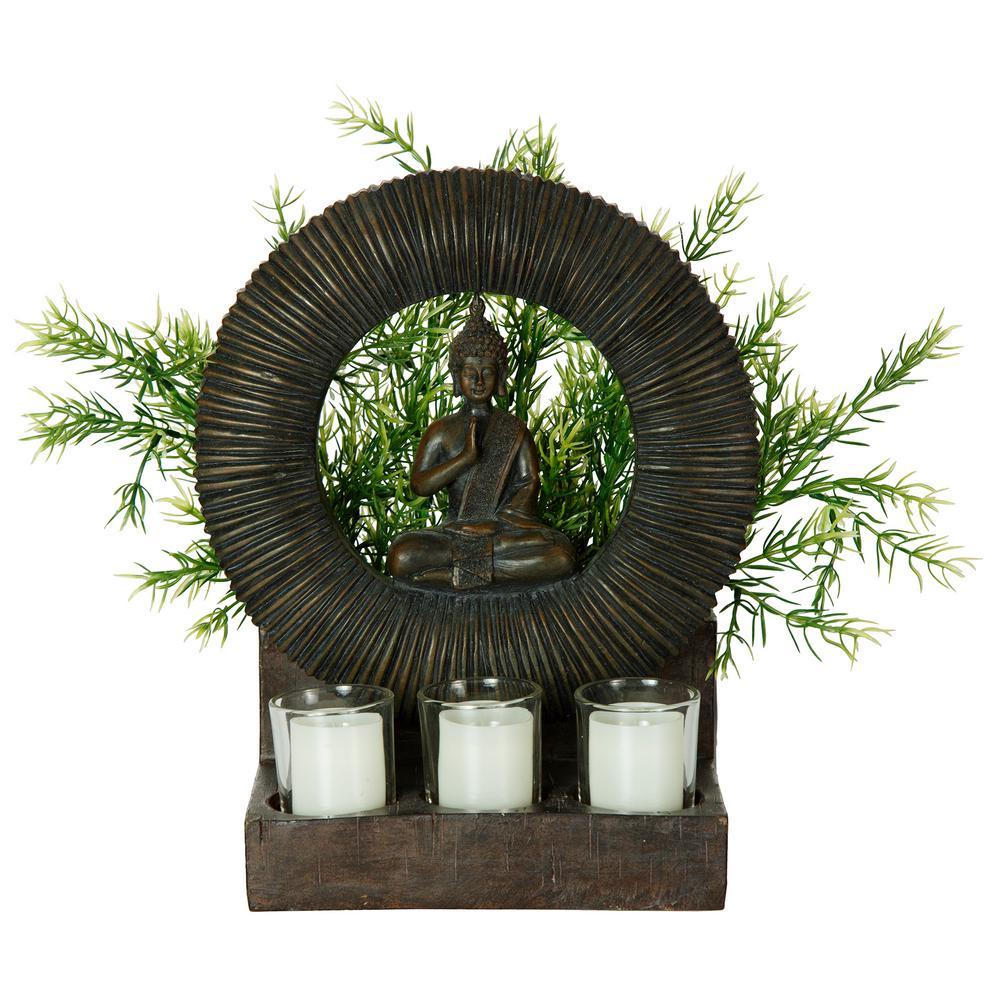Buddha Planter and Tealight
