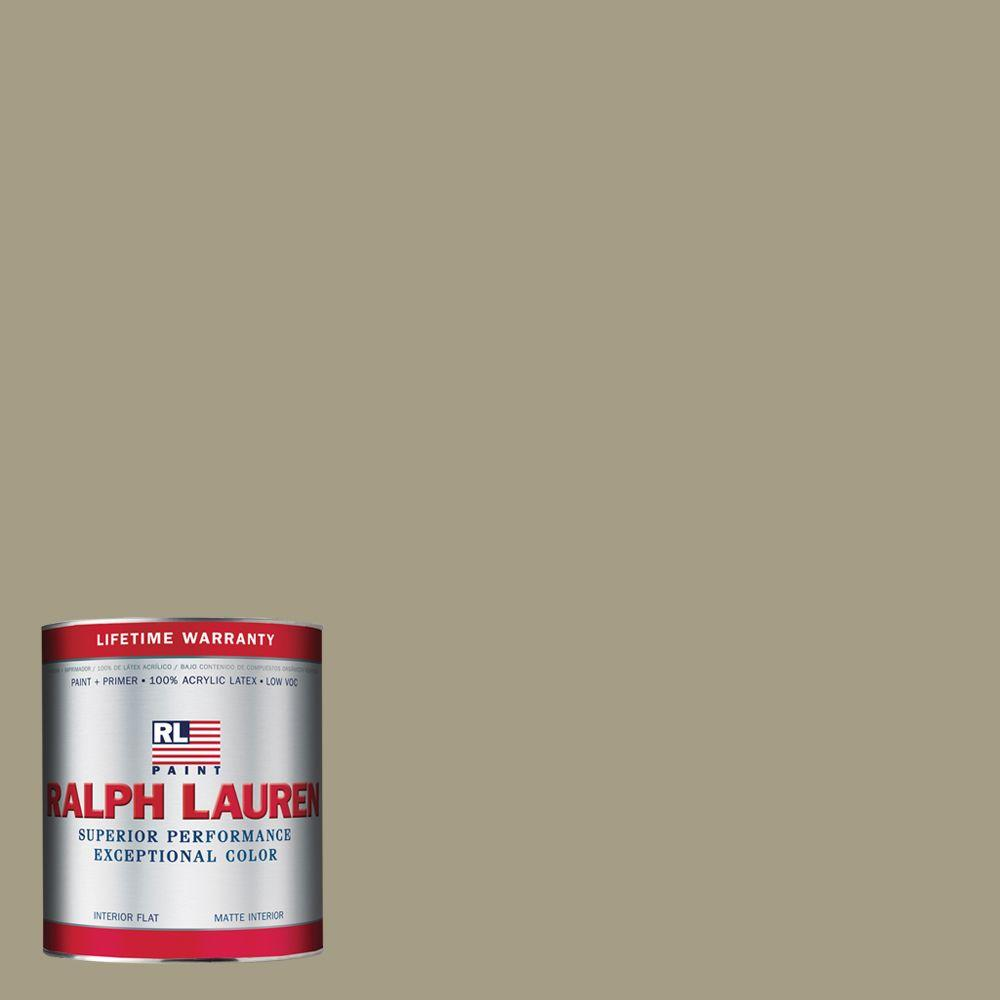 Ralph Lauren 1-qt. Martini Green Flat Interior Paint