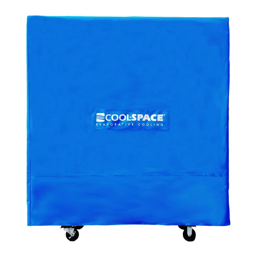 Cool-Space Lightweight Storage Cover for Blizzard Unit Evaporative Cooler 5492db4e6193e