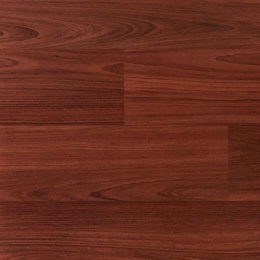 TrafficMASTER Goldwyn Cherry 7 mm Thick x 8.03 in. Wide x 47.64 in. Length Laminate Flooring (23.91 sq. ft. / case)