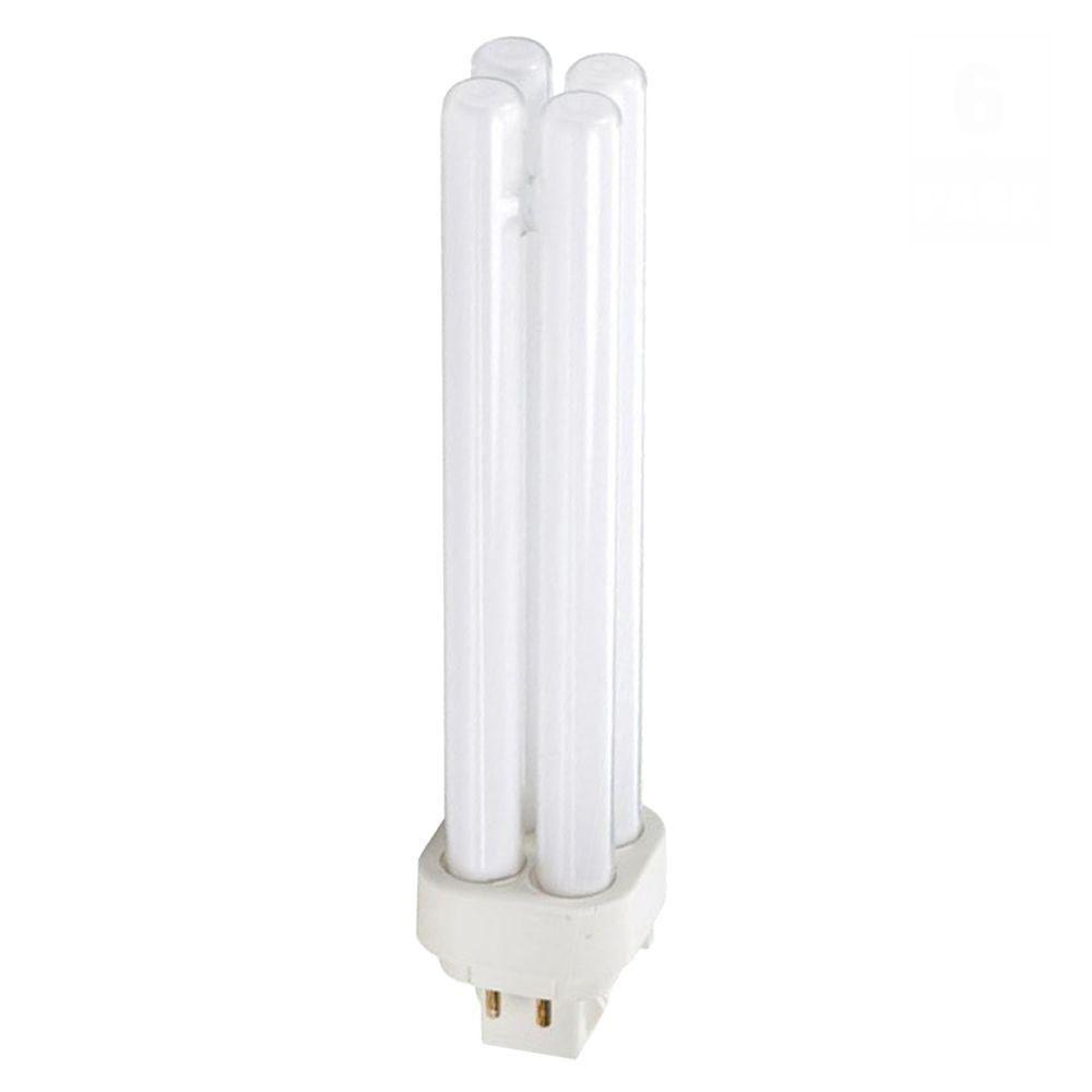 Philips 26-Watt Neutral (3500K) PL-C 4-Pin (G24q-3) Energy Saver Compact Fluorescent (non-integrated) Light Bulb