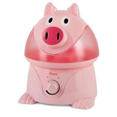 1 Gal. Cool Mist Humidifier, Pig
