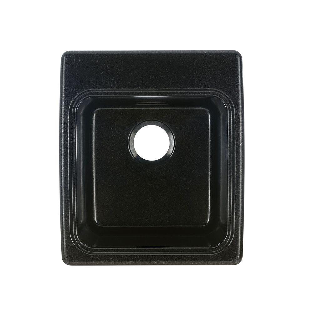 SWAN 17-1/4 in. x 20 in. x 10-1/2 in. Solid Surface Utili...
