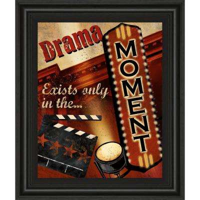 """22 in. x 26 in. """"In the Moment"""" by Conrad Knutsen Framed Printed Wall Art"""