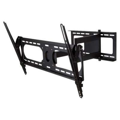 Full Motion TV Mount for 37 in. - 80 in. Flat Panel TVs