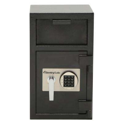 1.3 cu. ft. Depository Safe Electronic Lock Drop Slot Safe