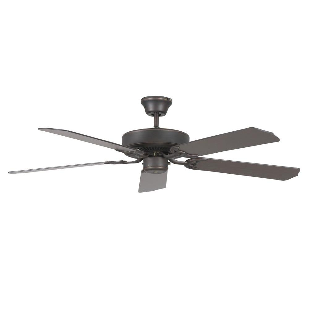 Radionic hi tech homestead 52 in oil rubbed bronze ceiling fan with radionic hi tech homestead 52 in oil rubbed bronze ceiling fan with 5 blades aloadofball Choice Image