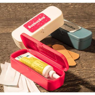 Hutzler-BooBooBox First Aid Bandage Containers (4-Piece)