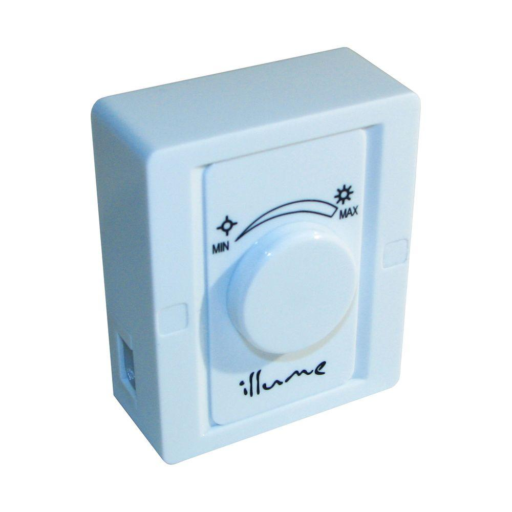 Illume Lighting 60-Watt Dimmer Box with 6 ft. Connection Cord for ...