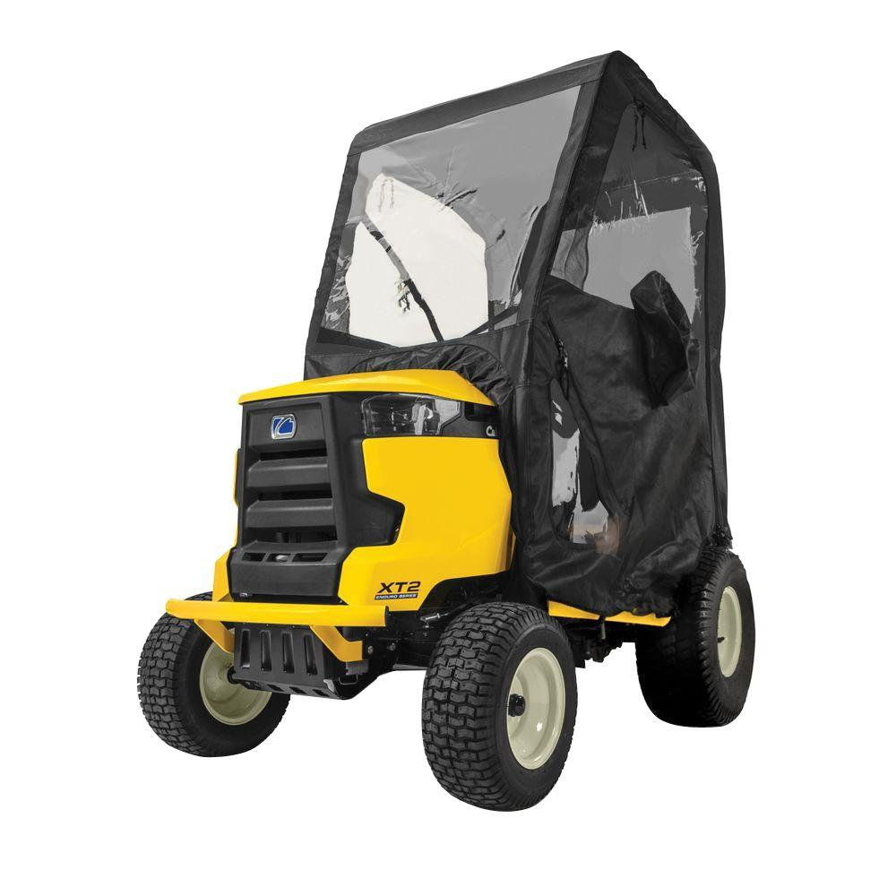 Cub Cadet Snow Cab for XT1 and XT2 Tractors19A30022100 The Home – Garden Tractor Cab Plans