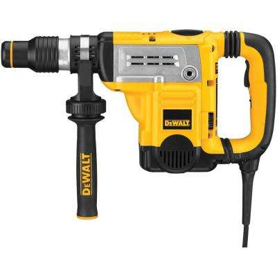 13.5 Amp 1-3/4 in. Corded SDS-Max Combination Concrete/Masonry Rotary Hammer with SHOCKS and Case