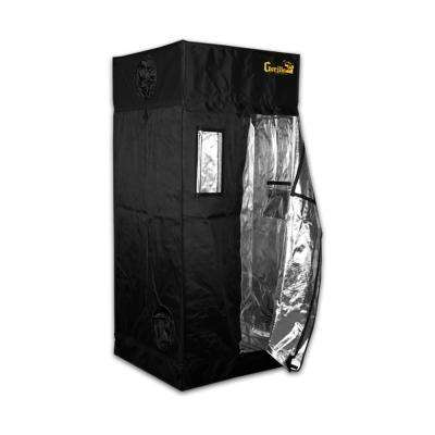 3 ft. x 3 ft. Black Grow Tent