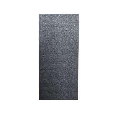 Geometric 1/4 in. x 36 in. x 96 in. One Piece Easy Up Adhesive Shower Wall in Night Sky