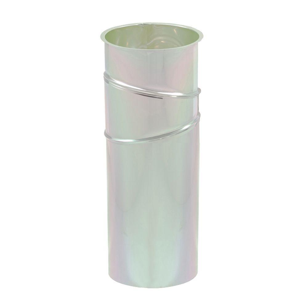 EZ Tubular Skylight 10 in. x 25 in. Adjustable Bottom Tube Section