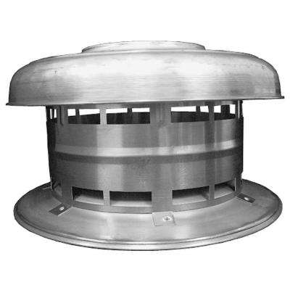 4 in. Aluminum B-Vent Rain Cap