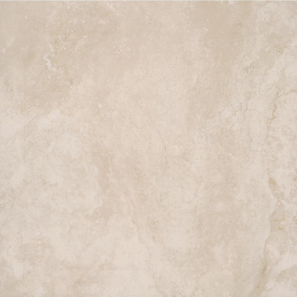 Msi Tierra Ivory 24 In X 24 In Porcelain Paver Floor And